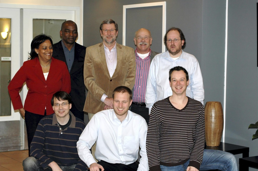 SmartKids Foundation International board in 2011