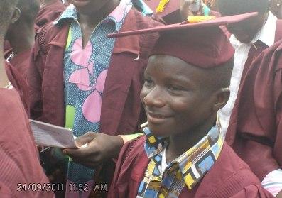 Joy Standard School Award Ceremony 2011, Frederick Antwi Appiah